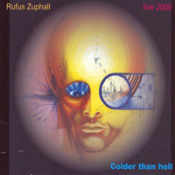 Colder Than Hell by RUFUS ZUPHALL album cover
