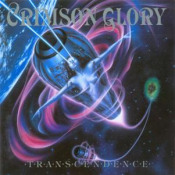 Transcendence by CRIMSON GLORY album cover