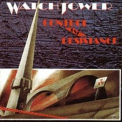 Control and Resistance by WATCHTOWER album cover