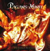 Heavenly Ecstasy by PAGAN'S MIND album cover