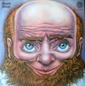 Gentle Giant by GENTLE GIANT album cover