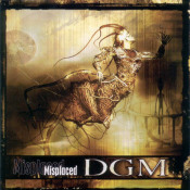 Misplaced by DGM album cover