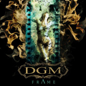 FrAme by DGM album cover