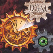 Wings of Time by DGM album cover
