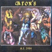 A.I 2984  by ATON'S album cover