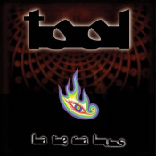 Lateralus by TOOL album cover