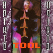 Opiate (EP) by TOOL album cover