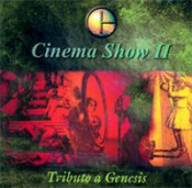 Cinema Show by CHANETON album cover