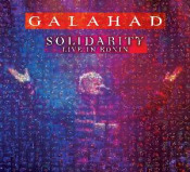 Solidarity - Live in Konin by GALAHAD album cover