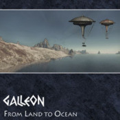 From Land To Ocean  by GALLEON album cover