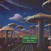 Next Exit by BURNT NOODLE album cover