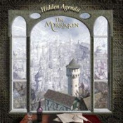Hidden Agenda by MORRIGAN, THE album cover