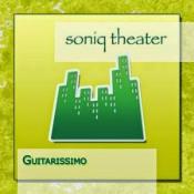 Guitarissimo by SONIQ THEATER album cover