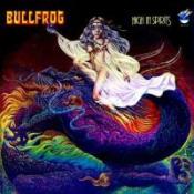 High in Spirit  by BULLFROG album cover