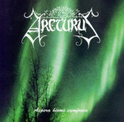 Aspera Hiems Symfonia by ARCTURUS album cover