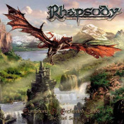 Symphony of Enchanted Lands II - The Dark Secret by RHAPSODY (OF FIRE) album cover