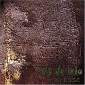 F4i3lesse by 4/3 DE TRIO album cover