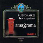 Volumen 1 (Buenos Aires Free Experience) by AMAGRAMA album cover