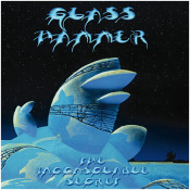 The Inconsolable Secret by GLASS HAMMER album cover