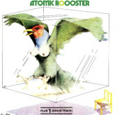 Atomic Roooster by ATOMIC ROOSTER album cover