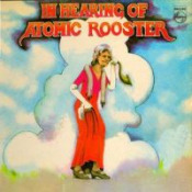 In Hearing Of Atomic Rooster by ATOMIC ROOSTER album cover