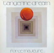 Force Majeure by TANGERINE DREAM album cover