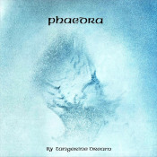 Phaedra by TANGERINE DREAM album cover