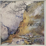 Cyclone by TANGERINE DREAM album cover