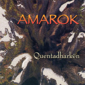 Quentadharken by AMAROK album cover