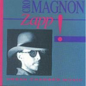 Zapp! by CRO MAGNON album cover