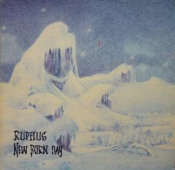 New Born Day by RUPHUS album cover