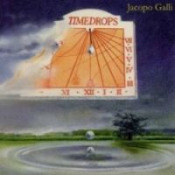 Timedrops by GALLI, JACOPO album cover