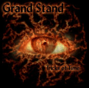 Tricks Of Time by GRAND STAND album cover