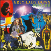 Forces by GREY LADY DOWN album cover