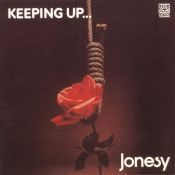 Keeping Up by JONESY album cover