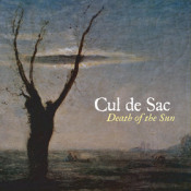 Death of the Sun by CUL DE SAC album cover