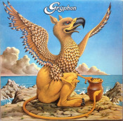Gryphon by GRYPHON album cover