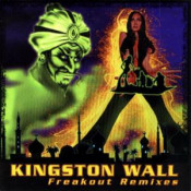 Freakout Remixes  by KINGSTON WALL album cover
