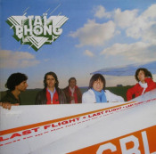 Last Flight by TAI PHONG album cover