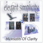 Moments Of Clarity by ELEGANT SIMPLICITY album cover