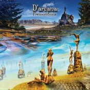 Premonitions by D'ARCANA album cover