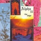 The Edge by ALPHA III album cover