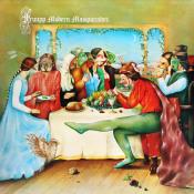 Modern Masquerades by FRUUPP album cover