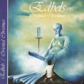 Oriental Christmas by EDHELS album cover