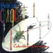 Colorblind Chameleon by BOX OF CRAYONS album cover