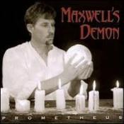 Prometheus  by MAXWELL'S DEMON album cover