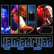 Live In France 2006 by HAMADRYAD album cover
