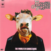 The World Of Genius Hans by MOVING GELATINE PLATES album cover