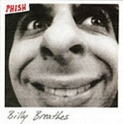Billy Breathes  by PHISH album cover