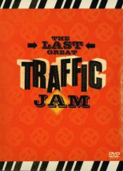 The Last Great Traffic Jam by TRAFFIC album cover